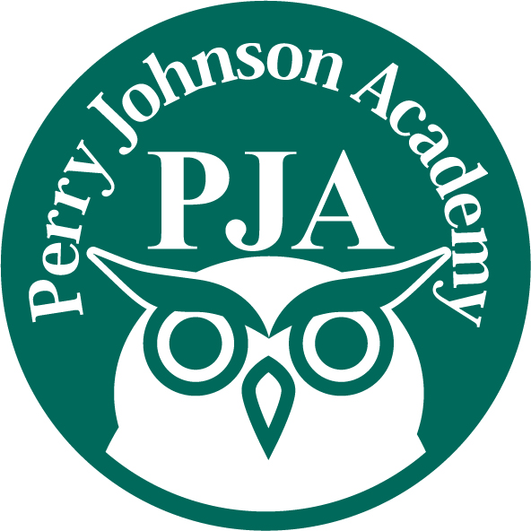 Perry Jhonson Academy(PJA)ロゴ
